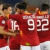 Roma – Atalanta 3-1. Giallorossi in testa alla classifica!