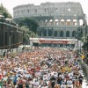 Roma si prepara per la 18esima edizione della maratona. In 15 mila ai nastri di partenza