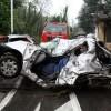 Alessia e Emanuel Solinas, due fratelli morti nel maxi tamponamento di Torino