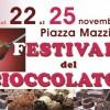 Il Festival del Cioccolato a piazza Mazzini