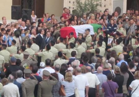 Funerali Massimo Di Legge Aprilia