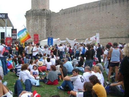 Assisi: In 50mila per la Marcia della Pace