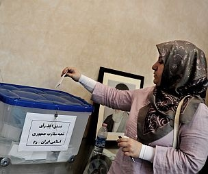 Voto Donne Arabe