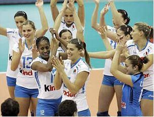 Europei Volley: Italia super. Olanda ko e semifinali