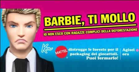 La nuova Barbie sarà ecologica!
