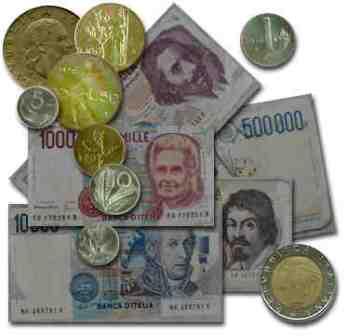 Viareggio: pagare con la lira ancora si può!