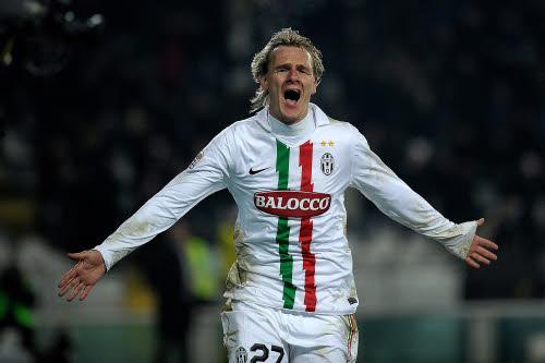 Calciomercato Juventus: Caceres vicino, Krasic incedibile