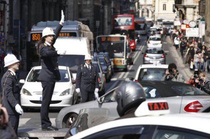 Roma: oggi blocco della circolazione per i veicoli più inquinanti