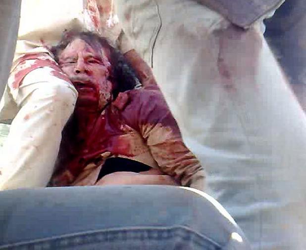Gheddafi ucciso:potrebbe trattarsi di crimine di guerra