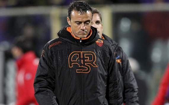 Luis Enrique senza attacco, dopo Borini e Totti si ferma anche Osvaldo