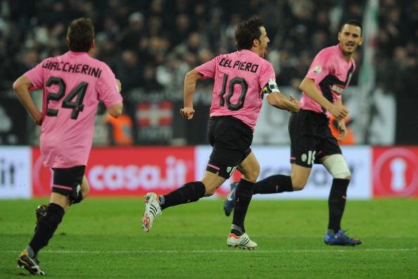 La Juventus strapazza la Roma e vola in semifinale di Coppa Italia. Goal speciale per Del Piero