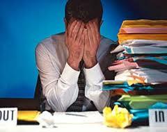 Rischio depressione per gli stakanovisti: troppo lavoro fa male