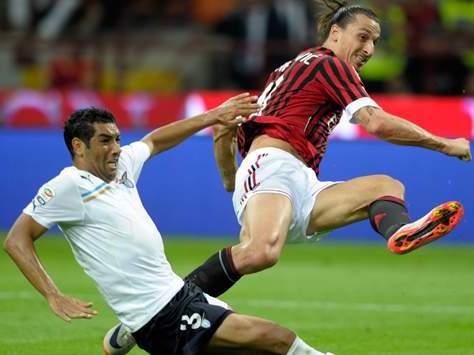Lazio-Milan 2-0. Hernanes e Rocchi affondano i rossoneri!