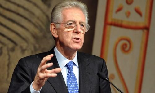 Monti dice sì all'emendamento sull'Ici per la Chiesa