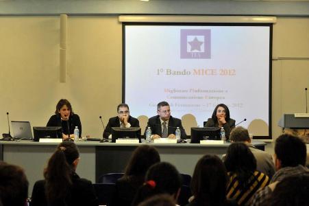 Europa, informazione e comunicazione: spazio alle proposte dei giovani