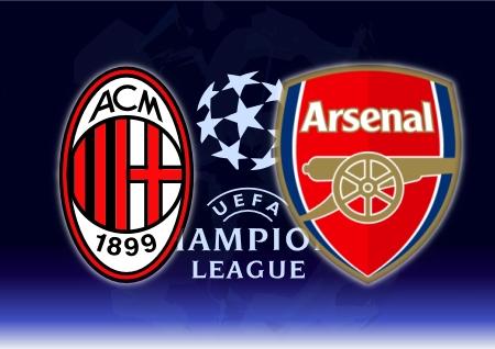 Champions League, il Milan contro l'Arsenal per scacciare la maledizione inglese