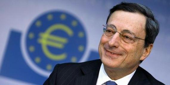 Draghi elettrizza borse e spread, Monti incontra Hollande a Villa Madama