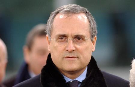Lazio: visita a sorpresa di Lotito a Formello per mettere in riga la squadra