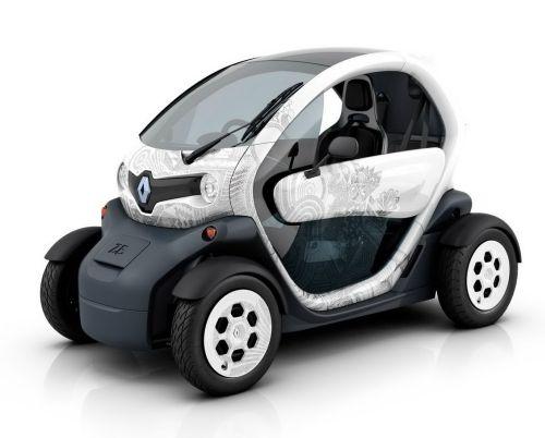 Addio benzina! È in arrivo Renault Twizy, l'auto al 100% elettrica