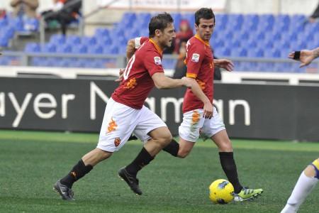 Milan-Roma: in campo Totti e Pjanic, le probabili formazioni