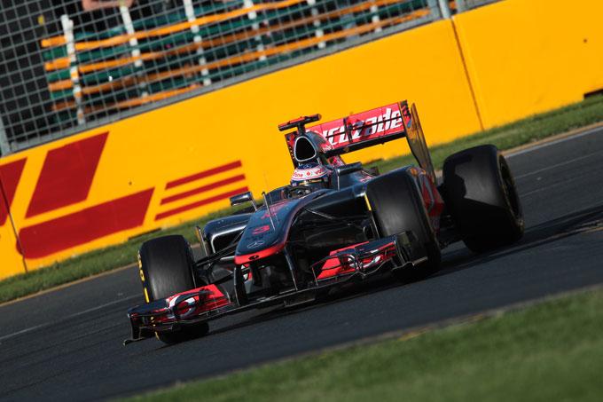 Formula 1: a Melbourne vince Button. Alonso solo quinto