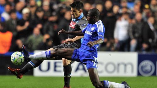 Champions League: beffa Napoli a Londra, il Chelsea vola ai quarti