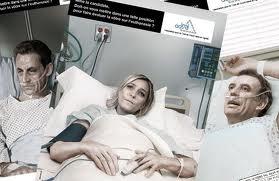 Francia: Sarkozy a letto in fin di vita, campagna pubblicitaria per l'eutanasia