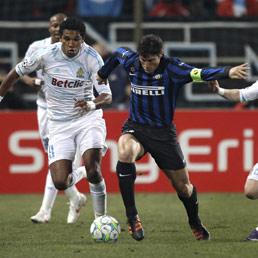 Inter fuori dalla Champions: il 2-1 al Marsiglia non basta, è crisi nerazzurra