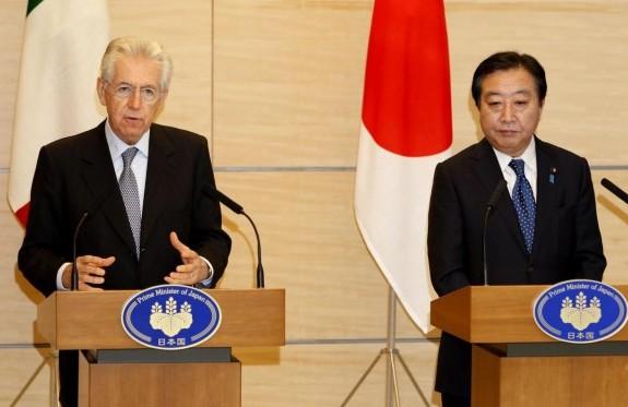 Monti a Tokyo: all'estero c'è grande attesa per la riforma del lavoro