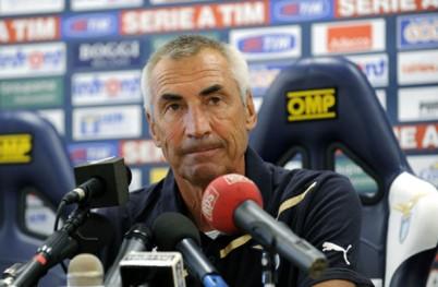 La Lazio perde a Catania ma resta terza. Fiducia rinnovata a Reja