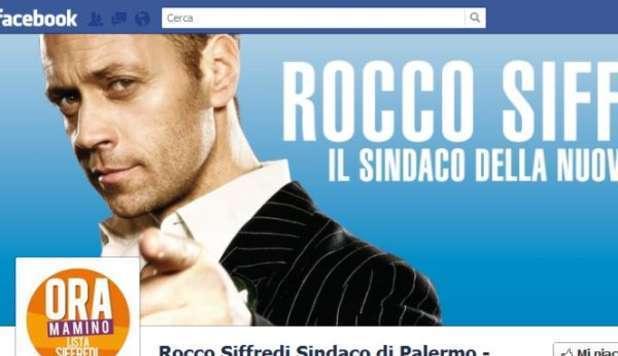Sindaco di Palermo: candidatura bufala di Rocco Siffredi