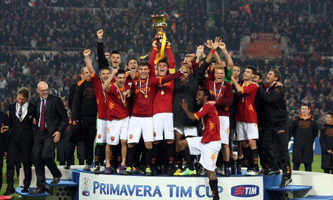 Prima conquista per la Roma americana: vince la Coppa Italia Primavera