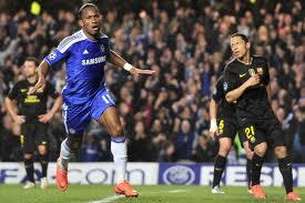 Champions, Chelsea-Barcellona 1-0. Decide Drogba