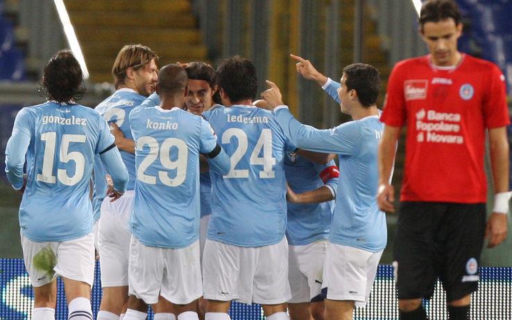 Lazio decimata dagli infortuni, Konko rientra in gruppo. La formazione anti Novara