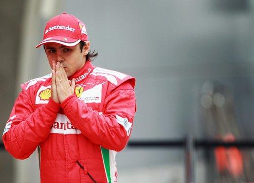 Formula 1: delusione Ferrari nel Gp di Cina