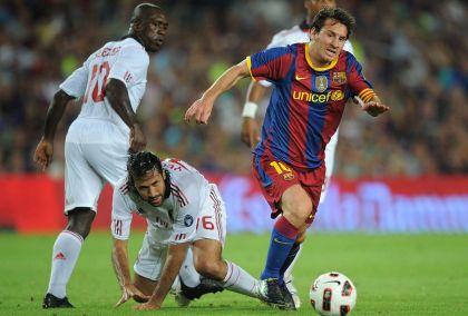 Barcellona-Milan: rossoneri si giocano il tutto per tutto al Camp Nou, ecco le formazioni
