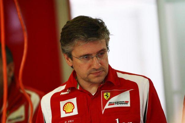 Ferrari: Pat Fry spiega vittorie e insuccessi. Cinque novità al Gp di Cina