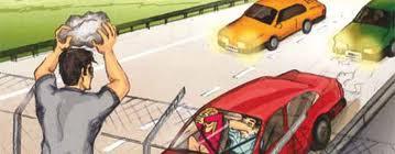 Lanciati sassi da un cavalcavia sulla A14: danneggiati un pullman e tre auto
