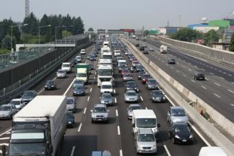 Al via oggi le partenze per le vacanze pasquali. Traffico in aumento sulle autostrade