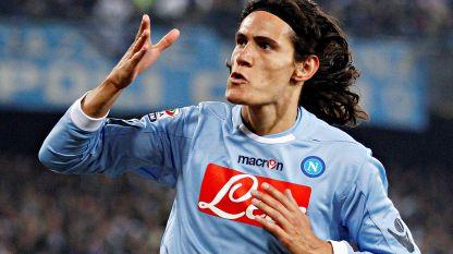 Calciomercato Napoli: la Juventus in pressing per Cavani
