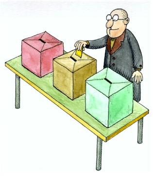 Elezioni amministrative: al ballottaggio Rieti e Frosinone