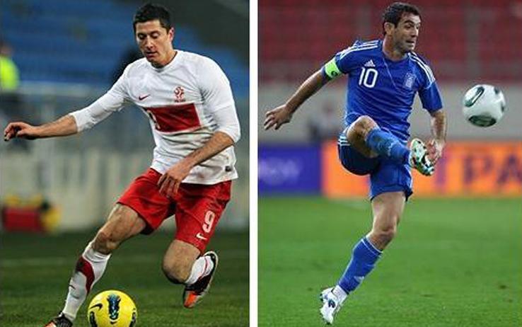 Euro 2012, Polonia-Grecia 1-1: Lewandowsky illude, Salpingidis eroe ellenico. Le Pagelle