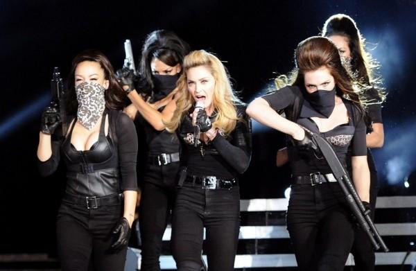"Madonna incanta la capitale all'Olimpico: ""La Regina sono io"""