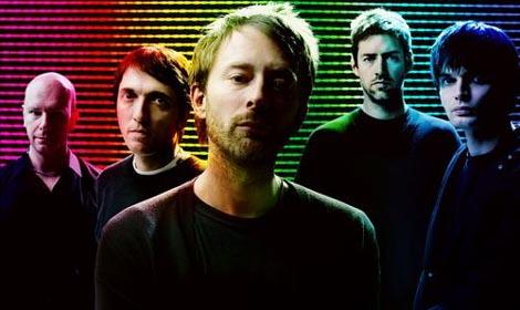 Radiohead annunciano le 4 date del tour in Italia