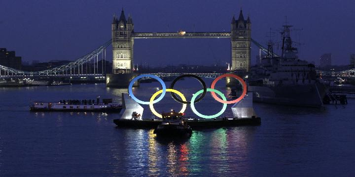 Olimpiadi Londra 2012: oggi la cerimonia di apertura, forza Azzurri!