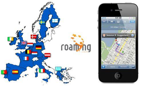 Telefonare in Europa costa meno con le nuove tariffe roaming