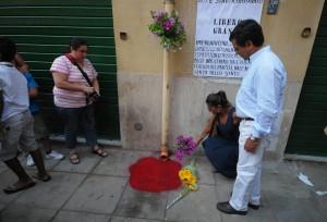 Libero Grassi ricordato a Palermo. L'imprenditore ucciso dalla Mafia e dal silenzio dello Stato