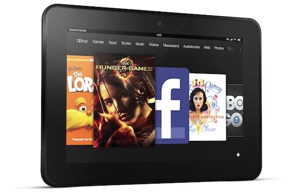 Debutta in Italia il nuovo Kindle Fire HD di Amazon