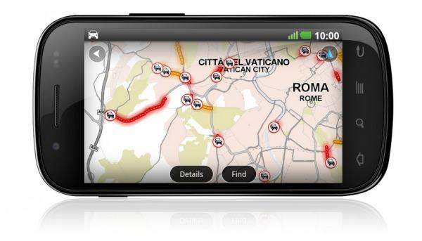 """Arriva su Google Play, la nuova App """"TomTom"""" per Android"""