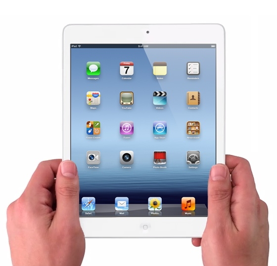 iPad Mini ben arrivato!